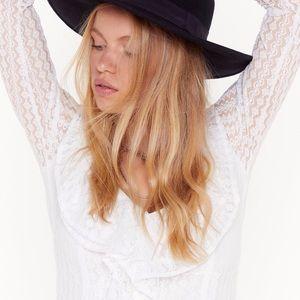 New ! Boho style Ruffle Midi Dress
